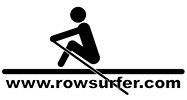 RowSurfer logo, link to RowSurfer home page